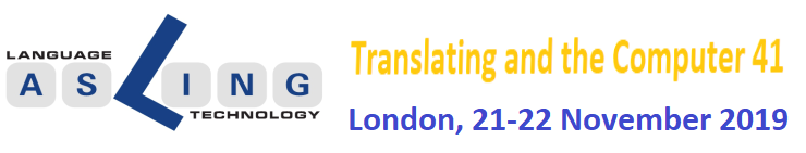 Translating and the Computer 41