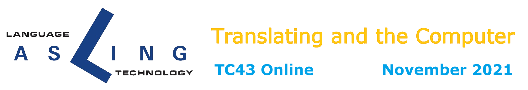 Translating and the Computer 43